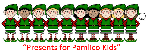 presents for pamlico logo